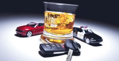 На сколько лишают прав за пьянку (за вождение в нетрезвом виде)