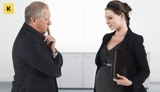 Права беременных на работе и вопрос увольнения