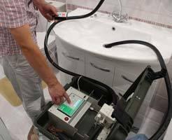 Проверка счетчика горячей воды на дому без снятия