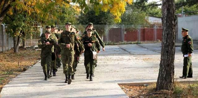 Распорядок дня военнослужащего в российской армии