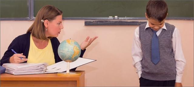 Что делать, если учитель занижает оценки ребенку