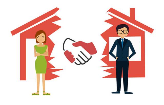 Образец соглашения о разделе имущества супругов 2020 года