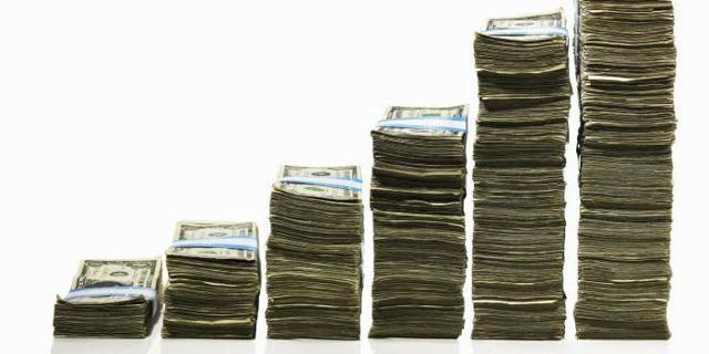 Референтная заработная плата - начисление и дифференциация