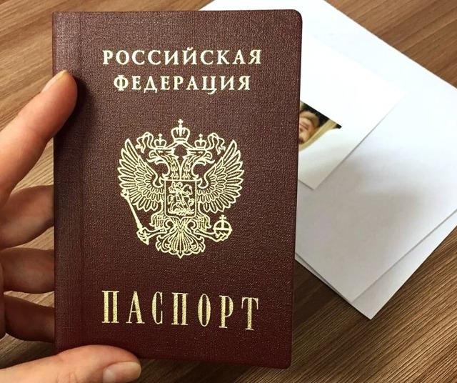 Где находиться серия и номер паспорта + примеры