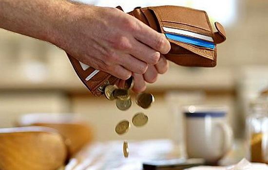 Каков порядок взыскания денежных средств с алиментщика, если он не работает