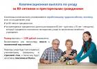 Пособие по уходу за пожилым человеком старше 80 лет в 2020 году