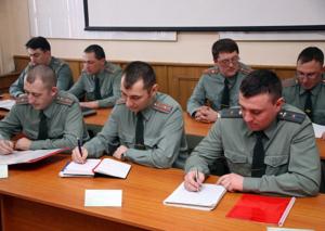 Переобучение военнослужащих перед увольнением в 2020 году