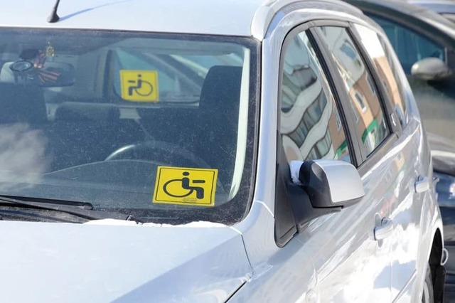 Как оформить парковочное разрешение инвалида