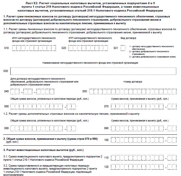 ИИС налоговый вычет - пошаговая инструкция для его получения