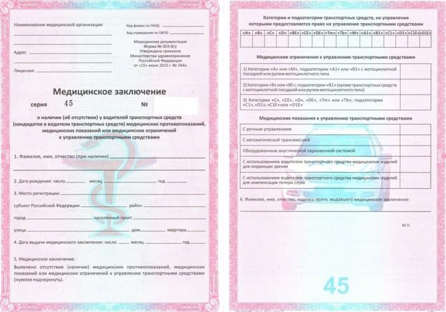 Замена водительского удостоверения в связи с окончанием срока 2020