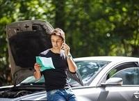Можно ли поставить на учет машину без прописки в другом регионе
