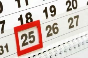 Когда выплачивают декретные: срок выплаты пособия по беременности и родам