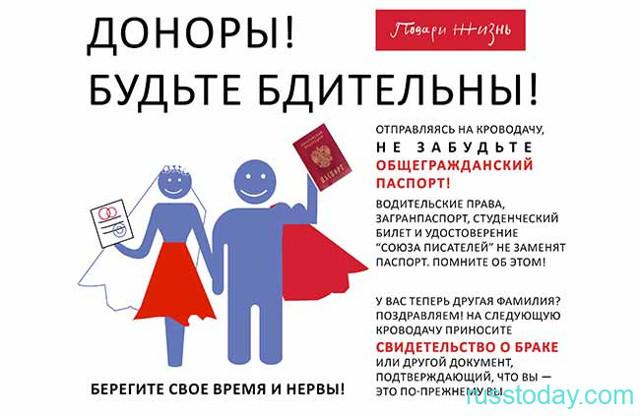 Льготы донорам крови в 2020 году: порядок оформления