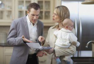 Сколько процентов от прибыли составляют алименты на 1 ребенка