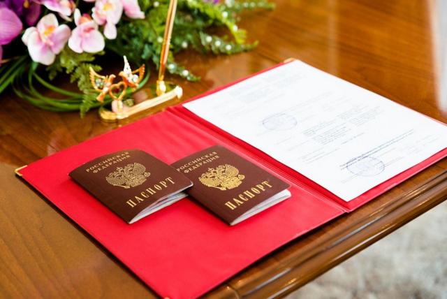 Документы для подачи заявления в ЗАГС на регистрацию брака