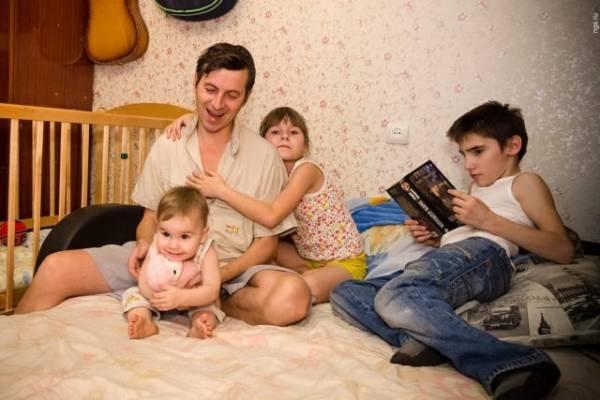 Многодетный отец и льготы, которые ему положены