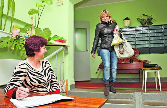 Обязанности консьержа в многоквартирном доме