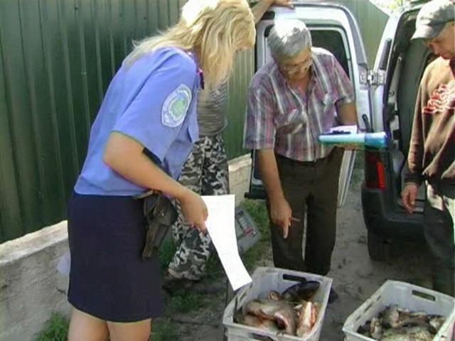 Может ли рыбоохрана законно залезть к вам в ящик с уловом