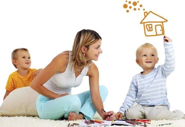 Каким образом происходит оформление ипотеки для многодетной семьи в 2020 году