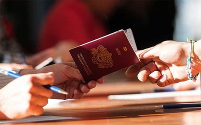 Уведомление о втором гражданстве: бланк и порядок процедуры
