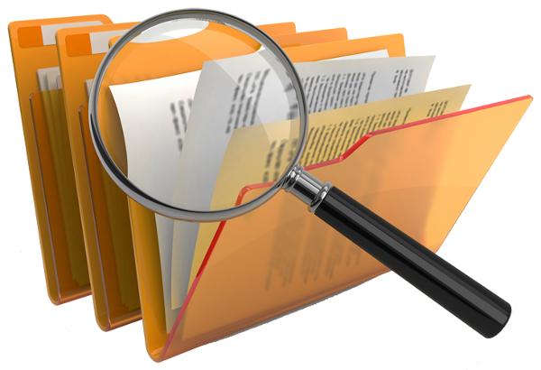 Реестр документов к бланку декларации 3-НДФЛ 2020 года