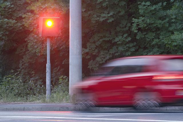 Штраф за переход на красный свет - правила погашения взыскания