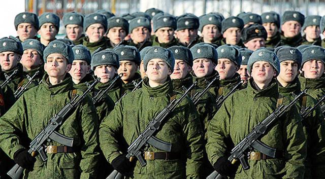 Количество призывников по годам в России