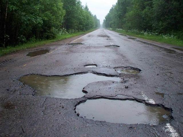 Плохая дорога: куда жаловаться и как оформить заявление