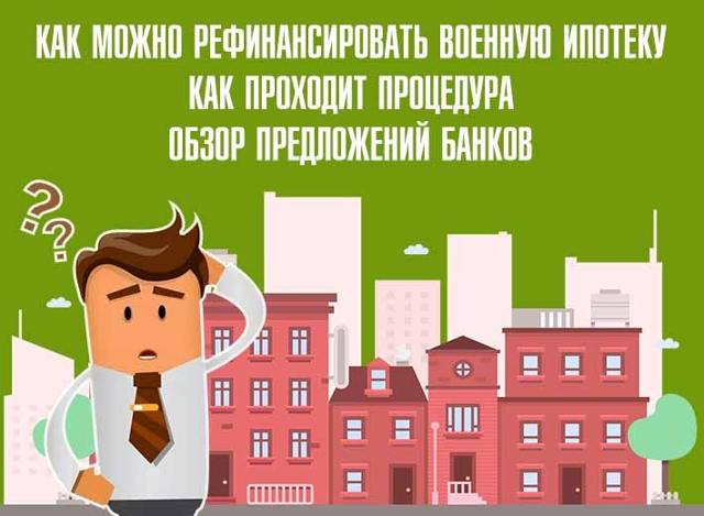 Самые выгодные варианты рефинансирования ипотеки в 2020 году