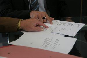 Порядок заключения брачного договора: особенности, условия