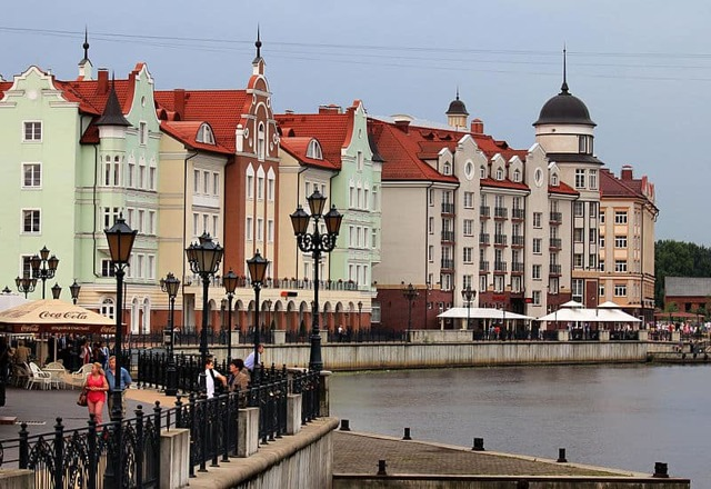 Нужен ли загранпаспорт для поездки в Калининград