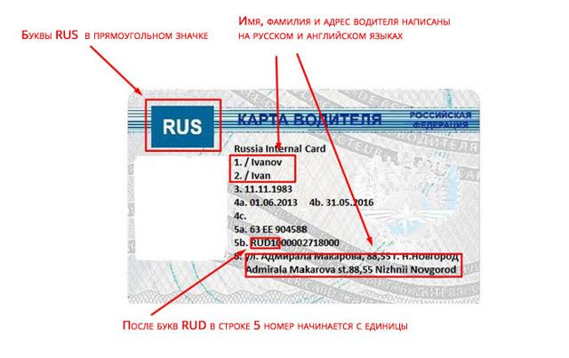 Что такое карта водителя: отличия между видами СКЗИ и ЕСТР