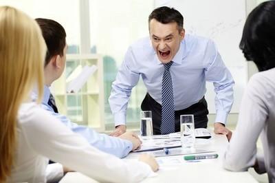 Ответственность за оскорбление на рабочем месте