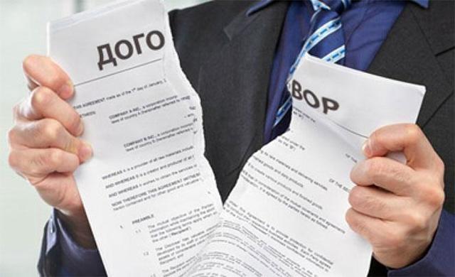 Расторжение договора купли-продажи автомобиля в 2020 году