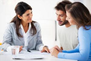Образец заявления о распределении долей имущественного вычета между супругами в 2020 году