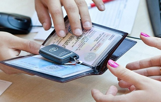 Замена водительского удостоверения в СПбт - основные варианты
