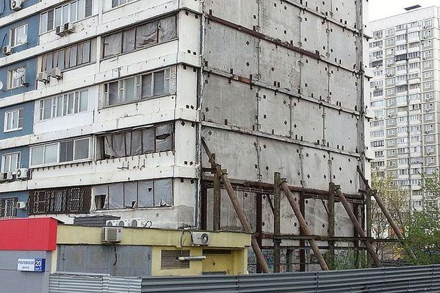 Последняя информация о реновации пятиэтажек в Москве