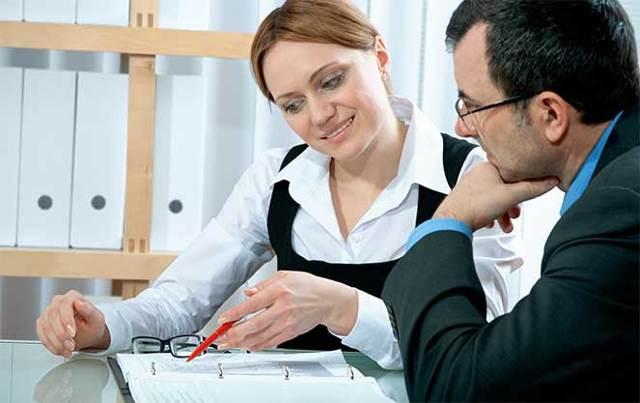 Заключение трудового договора при приеме на работу