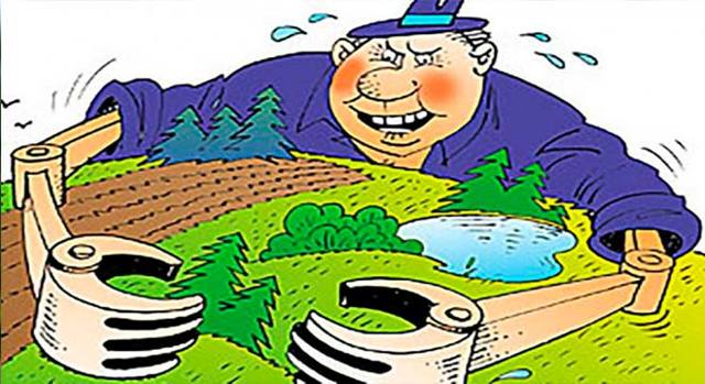 Чем грозит самовольный захват земельного участка и как регулируется вопрос