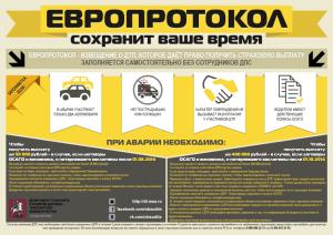 Схема ДТП: как правильно ее заполнять, требования
