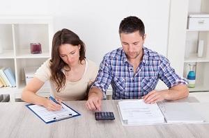 Заявление о распределении вычета между супругами
