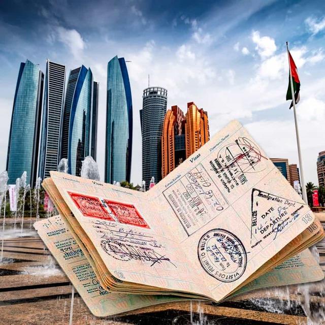 Виза в ОАЭ для россиян в 2020 году: сколько стоит и как оформить