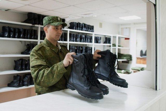 Что нужно брать в армию призывнику 2020 - список (памятка)