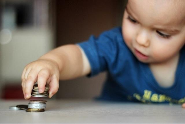 Как выплачивается пособие на третьего ребенка