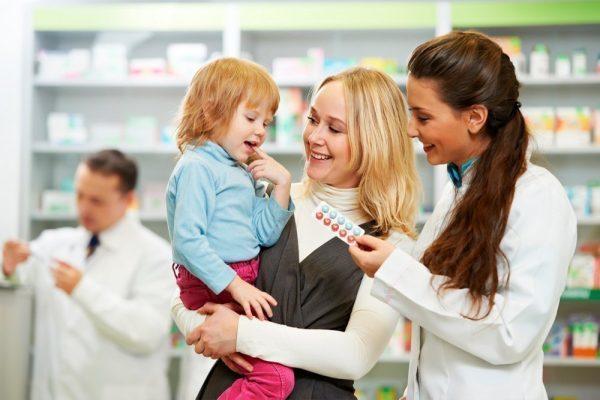 Список бесплатных лекарств для детей до 3 лет на 2020 год