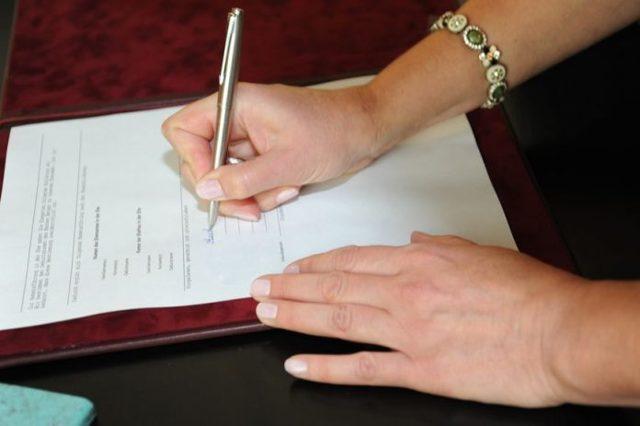 Форма брачного договора - порядок составления