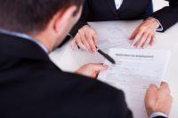 Анкета на прием на работу: как правильно заполнить