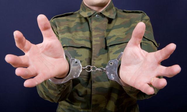 Преступления против военной службы - степень ответственности