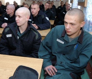 Со скольки лет сажают в тюрьму - условия содержания преступников