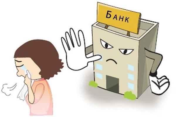 Могут ли не предоставить кредит, если есть неоплаченные займы